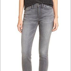 Madewell Skinny Skinny Grey Jean - Size 25